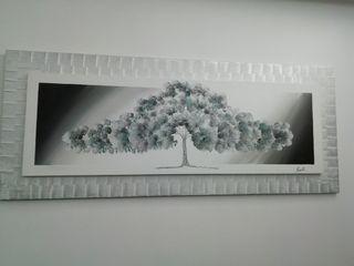 cuadro árbol de la vida