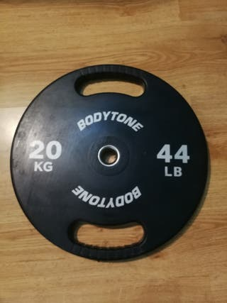Disco 20 kg Bodytone