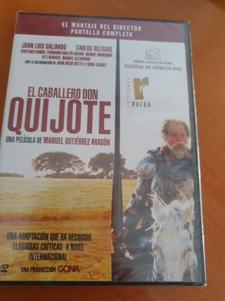 DVD Don Quijote
