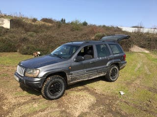 Jeep Gran cherokee 2003