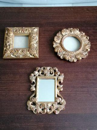 Marcos de pared y espejo