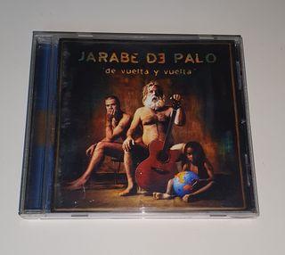 JARABE DE PALO / CD / DE VUELTA Y VUELTA