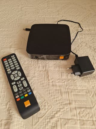 decodificador uhd tv Orange nuevo