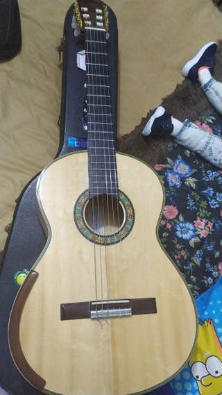 Guitarra Clásica de Luthier