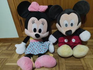 Mickey y Minnie Mousse