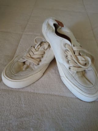 Zapatillas niño verano 34