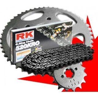 -- Kit transmision reforzados rk motos