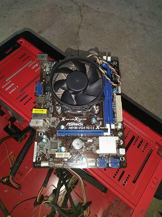placa ordenador