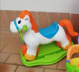 caballo para bebé
