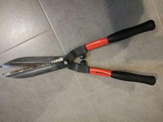 Tijeras cortasetos BAHCO P51F. Seminueva