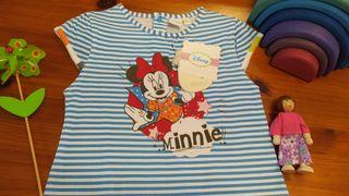 Vestido NUEVO verano Minnie de Disney 3 años