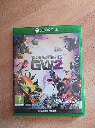 Plants vs Zombies GW2 Xbox One