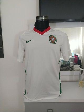 camiseta fútbol selección portuguesa talla M