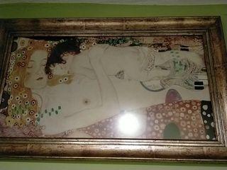 cuadro de Klimt