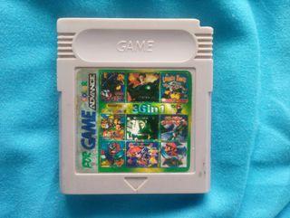 Game boy.Juegos multiples UK,