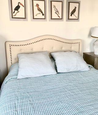 Colcha cama 150-160cm de HARMONY