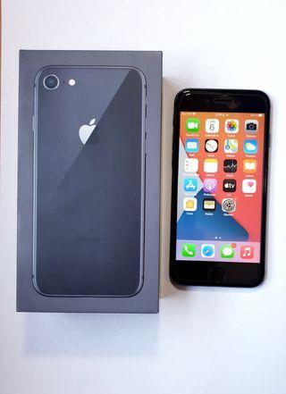 móvil iPhone 8 de 64GB en Buen estado
