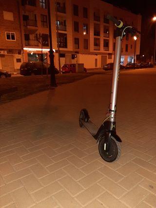 patinete eléctrico cecotec bongo serie a