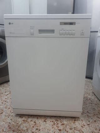 lavavajilla LG perfecta y funciona