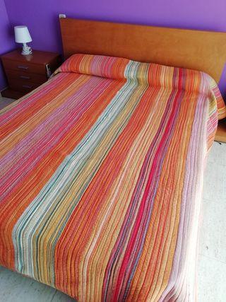 Colcha cama matrimonio 150x190