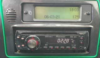 Cambio Radio CD Pioneer Mosfet 50wx4