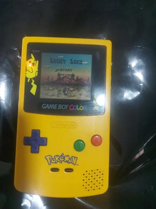 pack juegos game boy color