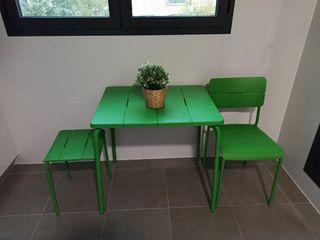 Mesa de cocina/jardin