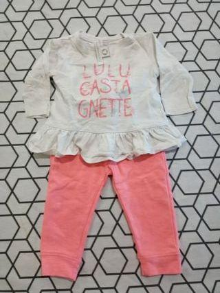 Conjunto Lulu Castagnette