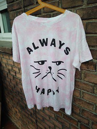 Camiseta Bershka talla XS