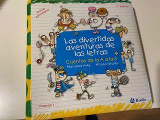 Libro Educativo Bruño