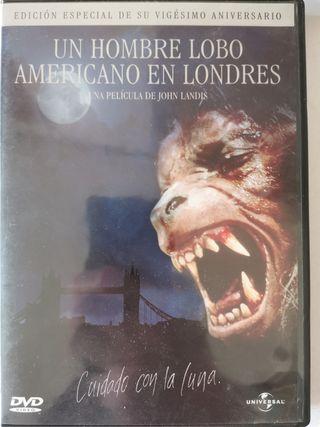 Un Hombre Lobo Americano en Londres.