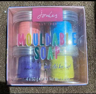 Kids soap mouldable gift set