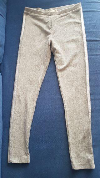 Pantalón leggins de pana niña