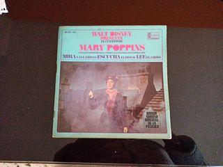 Disco vinilo Mary Poppins