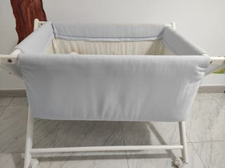 Moisés, silla mecedora chicco y hamaca eléctrica.