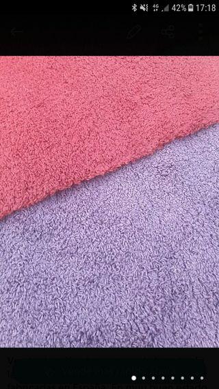 2 alfombras Leroy Merlin