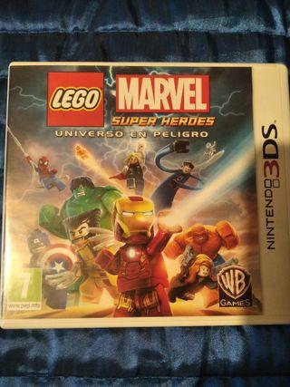 lego Marvel super héroes