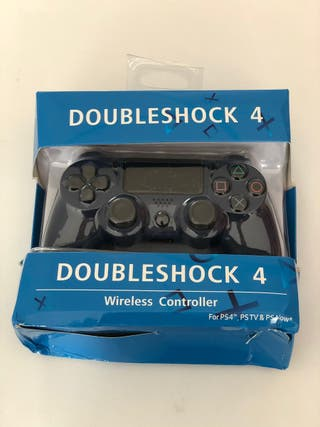 mando compatible PS4 nuevo azul moreno