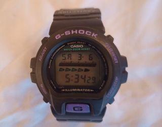 Casio G-Shock DW-6600