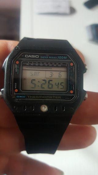 Reloj Casio TS-1000 Vintage