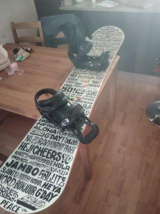tabla de snowboard Burton