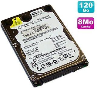 Disco duro 120 GB WD BLACK