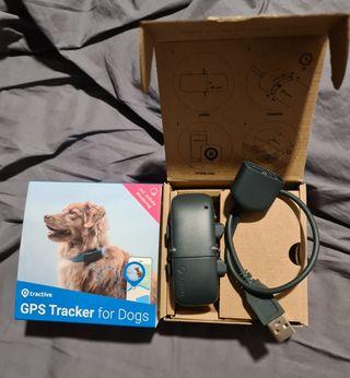 GPS localizador de perros