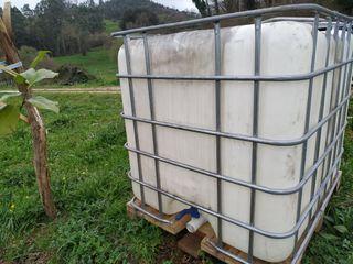 Deposito IBC 1000 litros