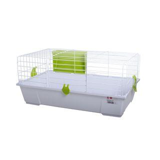 jaula de conejo