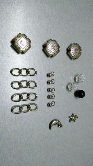 Piezas de plata ( Pulsera )