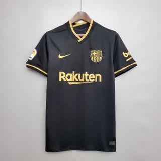 Camiseta Barcelona 2021 Barça Negra