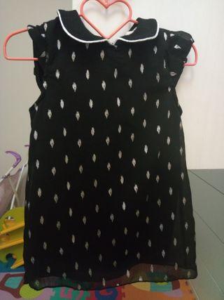 """Vestido de fiesta bébé marca """"Camille de Paris"""""""