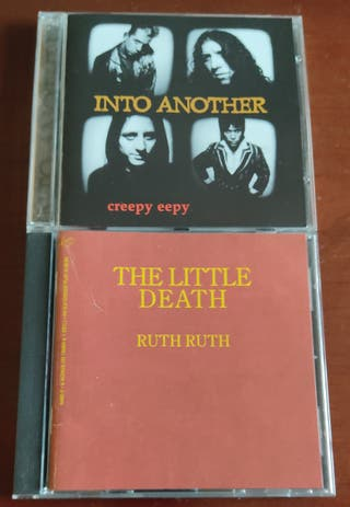 LOTE 2 CDS INTO ANOTHER+THE LITTLE DEATH Post-HC