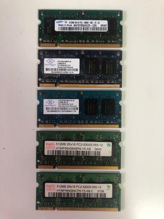Regalo RAM DDR2-667